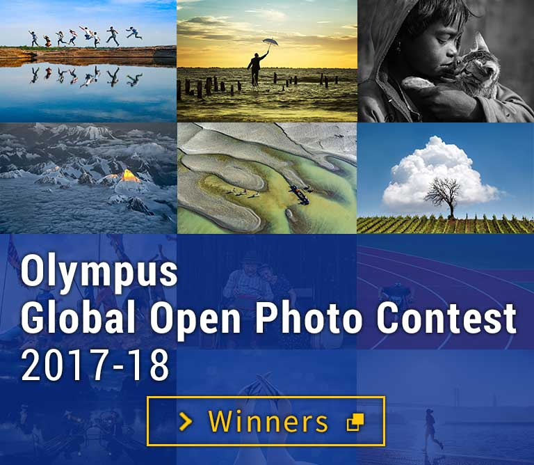 Olympus Global Open Photo Contest 2017-18 Winners